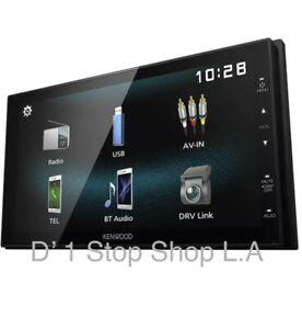 "KENWOOD DMX1025BT Digital Media BT Receiver with 6.8"" WVGA Capacitive Display"