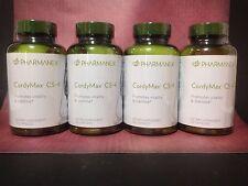 Nu Skin Pharmanex CordyMax Cs-4 x 4, Reducing Fatigue, 120 Capsules, Exp 12/18