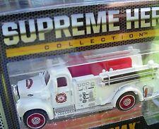 1963 Mack B Model Fire TRUCK.  Ultra Max Supreme Hero. MBX. NEW in blister pack!
