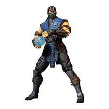 "Mezco Mortal Kombat X 12"" Inch Sub Zero Deluxe Boxed Action Figure 2016"