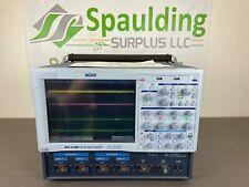 Lecroy Sda11000 11 Ghz 40 Gss Serial Data Analyzer Oscilloscope Calibrated