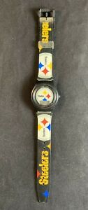 Pittsburgh Steelers Game Time Kid's Youth Watch