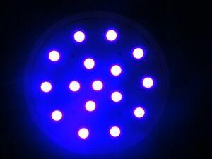 6th Gen Plant Grow 16SMD LED UV 395Nm Light Bulb 110V E27 USA Engineer Certified