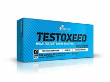 Olimp TESTOXEED 120 Caps DAA Anabolic Testosterone Booster BUILD MUSCLE