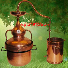 Alembic 10 L Stills  water sealing system+thermometer