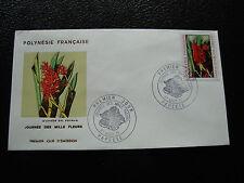 POLYNESIE - enveloppe 1er jour 27/8/1971 (cy31) polynesia