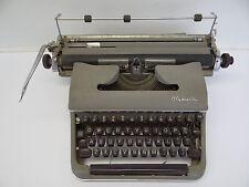 Vintage Olympia Werke AG Wilhelwshaven Western Germany De Luxe Typewriter Parts
