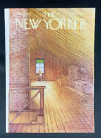 COVER ONLY ~ The New Yorker, September 5, 1977, Arthur Getz