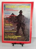 SOLDIER OF FORTUNE Journal of Professional Adventurers - Vintage SUMMER 1976