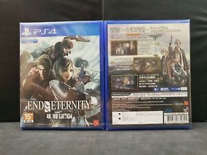 (ASIA ENGLISH VERSION) PS4 End of Eternity/Resonance of Fate 4K/HD Edition (BN)