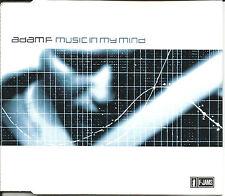 ADAM F w/ DEEP DISH Music in my Mind 3 RARE REMIXES CD single SEALED USA seller