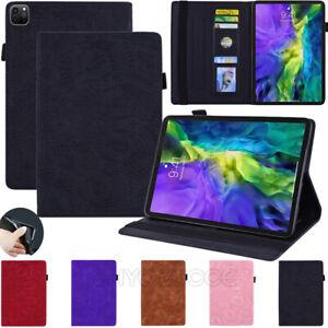 """Tablet Leder Ständer Flip Case Hülle Für Apple iPad Pro 11""""12.9"""" Air 4 10.9""""2020"""