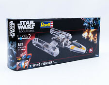 Revell 06699 Modellbausatz Star Wars Y-Wing Fighter im Ma�Ÿstab 1:72 Level 2