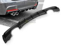 Difusor Trasero Para BMW F30 F31 MK3 Mp Doble Salida Con Tubo de Escape It Pro