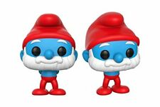 Pop Animation! Smurfs : Papa Smurf Vinyl Figure by Funko