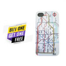 Cygnett London TFL TubeMap Protective Case Cover iPhone 4 / 4s BUY 1 GET 1 FREE