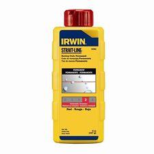 Irwin Straitline 8oz Red Chalk Powder