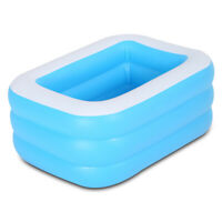 1.2/1.3/1.5M Children's pool family inflatable swimming pool baby bath Tub toys