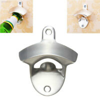 NEW Fixed Beer Opener Wall Mounted Opener Bar Drink Accessories Soda Cap Iron