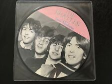 """The Beatles  Lady Madonna  Single 7"""" Picture Disc UK"""