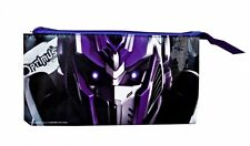 Transformers Multi Pocket Pencil Case Stationery Brand New Gift