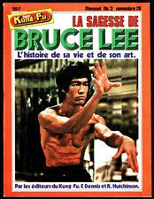 SUPER KUNG-FU n°2 ¤ 1978 ¤ LA SAGESSE DE BRUCE LEE