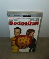 Dodgeball: A True Underdog Story (PSP UMD, 2005) Movie Video,Comedy,Ben Stiller