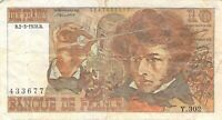 France 10 Francs 1978 w Berlioz - Free to Combine Low Shipping