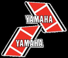 1981 Yamaha YZ 250 465 Tank Decals