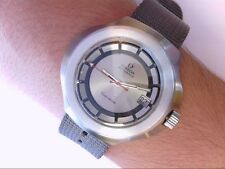 Vintage 1970's Omega Dynamic Geneve Stainless Auto Dive Watch.  BUY NOW!