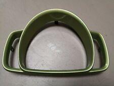 original Smart For Two 451 Tacho Blende Kombiinstrument grün metallic