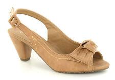 Women's Cuban Heel Faux Suede Shoes