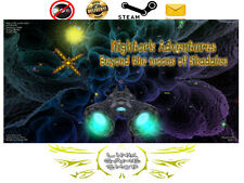 Nightork Adventures - Beyond the Moons of Shadalee PC Digital STEAM KEY
