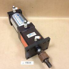 Advanced Machine & Eng. CCABRLNFM 325 X 4.00 Pneumatic Cylinder With Rod Lock
