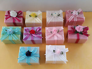 NATURAL SOAP BARS 100gr  X  2 bars IDEAL FOR MOTHERS DAY GIFTS 10 sets
