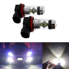 2* H11/H8 Ersatz 2323 SMD Led-lampen für Nebelscheinwerfer DRL 1800LM 100W 6000K