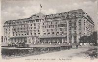 France - Deauville-La-Plage-Fleurie, Le Royal Hotel - 1910's Postcard