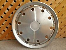 """Chevrolet Truck Suburban 4x4 Wheel Cover 16"""" OEM Hubcap from a 1996 GMC E3500"""