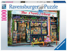 RAVENSBURGER PUZZLE*1000 TEILE*AIMEE STEWART*THE BOOKSHOP*RARITÄT*OVP