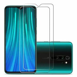 2x Xiaomi Schutzglas Glas Hartglas Displayschutz Glasfolie Folie 9H Handy Panzer