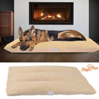 Oversized Large Orthopedic Dog Bed Thick Cushion Pet Soft Kennel Pillow Bed L XL