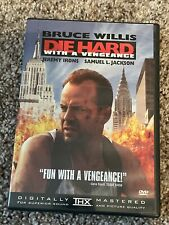 Dvd Movie Of Die Hard With A Vengeance