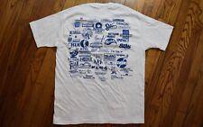 indy records label promo vtg Luke skyywalker fresh sleeping bag 80s T-shirt XL