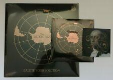 "RACONTEURS / JACK WHITE STRIPES / TMR - SALUTE YOUR SOLUTION - 7"" + 12"" NEW + CD"