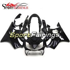 Injection ABS Fairings For Honda CBR600 F4i 2004 - 2007 Gloss Black Body Kit