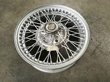 Cerchio ruota a raggi Borrani 13 Fiat-Lancia-Alfa Romeo