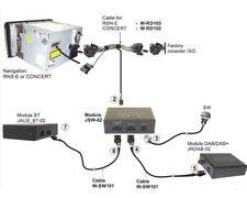 DAB/DAB + Switch Commutateur pour Audi Ami et DAB Audi Concert Symphony RNS-E