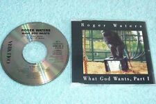 Roger Waters Maxi-CD What God Wants Part I - 3-track CD - 658139 5 - pink floyd