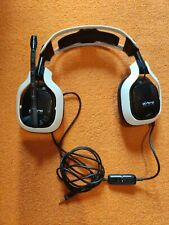 Astro Gaming MLG Edition A40 2011 Microphone headset White Black SEE DESCRIPTION