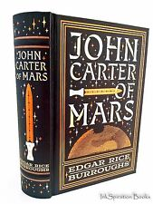 A Princess of Mars Series by Edgar Rice Burroughs Collection Warlord John Carter